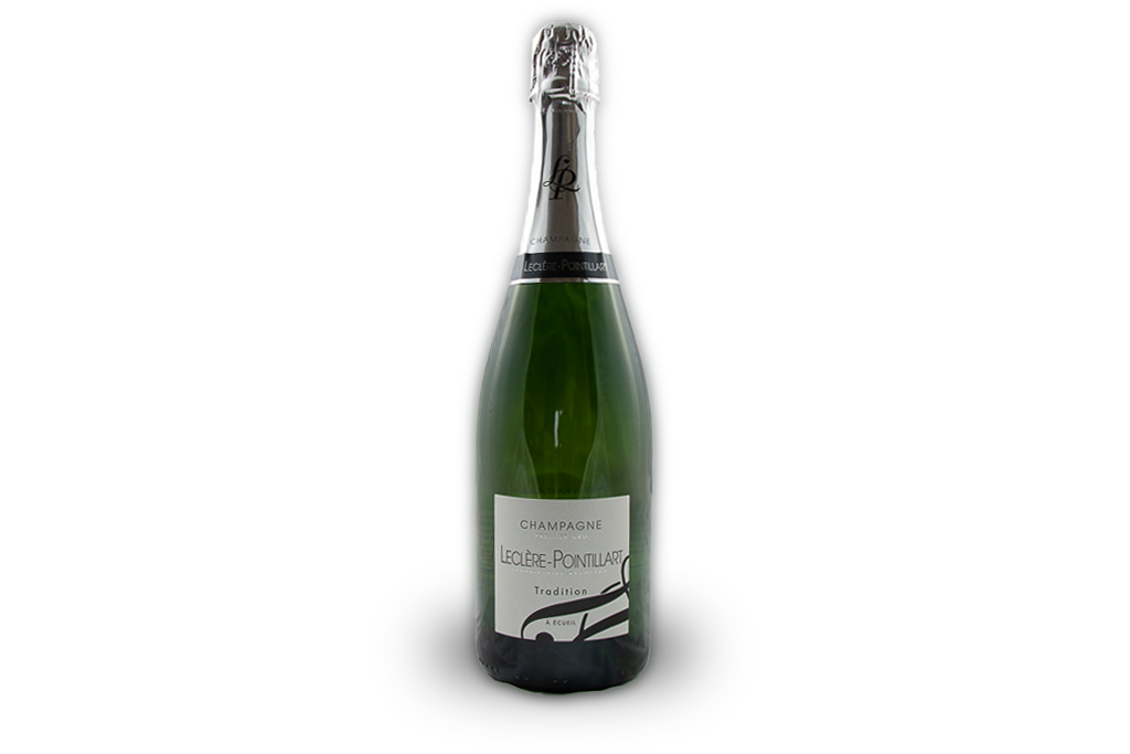 champagne premier cru leclere pointillart bouteille tradition