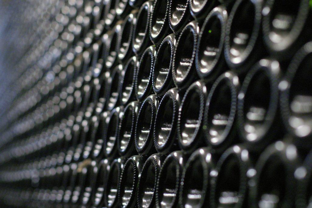 vigneron champagne leclere pointillart bouteilles cave